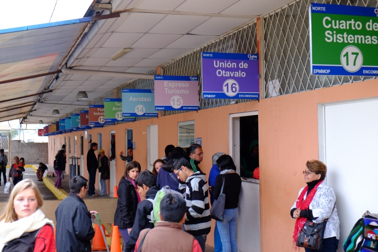 Tickets for Otavalo