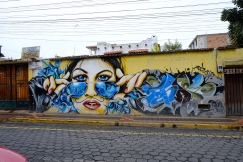 Graffiti Otavalo