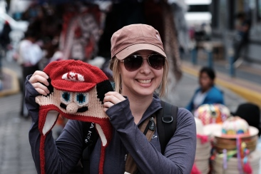 It'sa me! Mario!