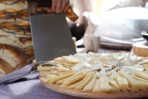 Swiss cheeses!