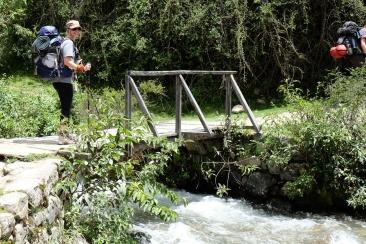 Inca Trail Day 1-26