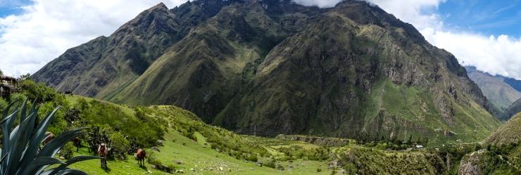 Inca Trail Day 1-29