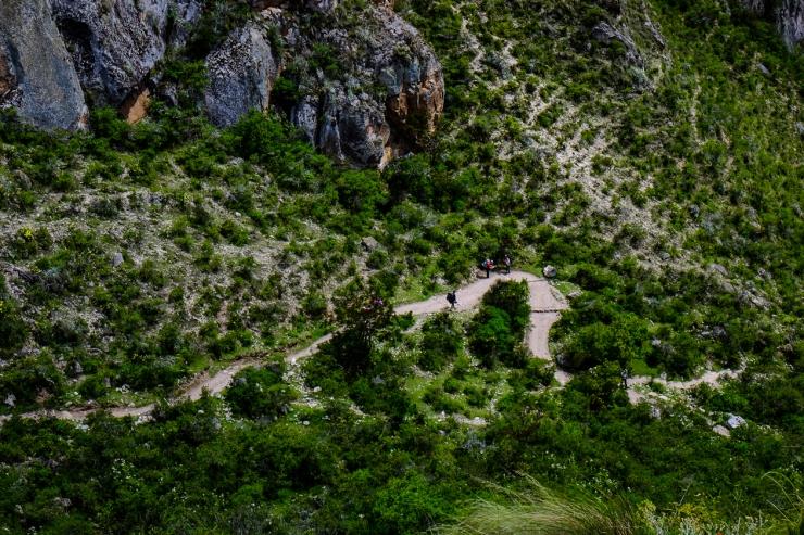 Inca Trail Day 1-35
