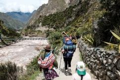 Inca Trail Day 1-8