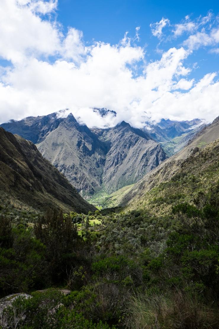 Inca Trail Day 2-2