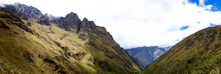 Inca Trail Day 2-5