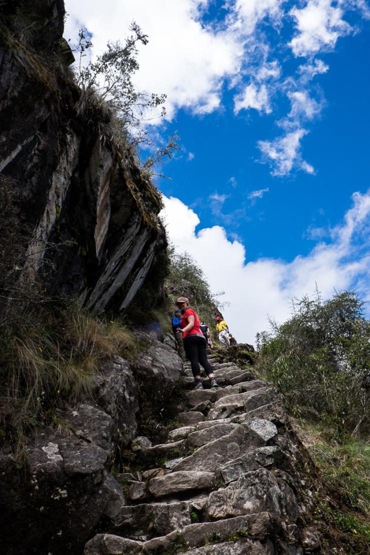 Inca Trail Day 3-10