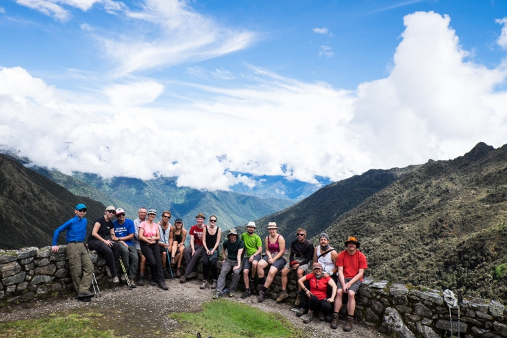 Inca Trail Day 3-11