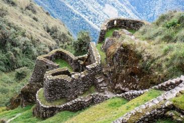 Inca Trail Day 3-18