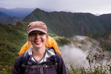 Inca Trail Day 4-2