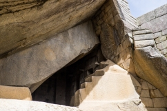 The tombs beneath the Sun Temple. Mummies seem to be even more prevalent here than in Egypt.