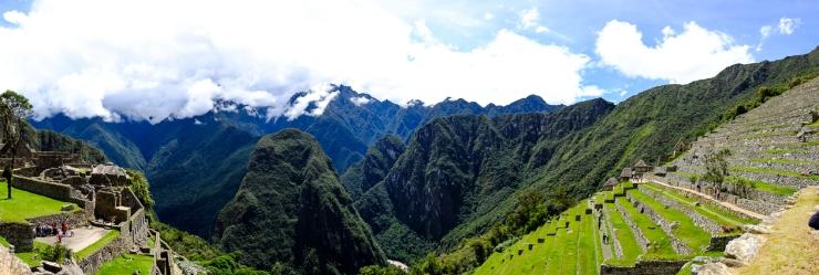 Inca Trail Day 4-22