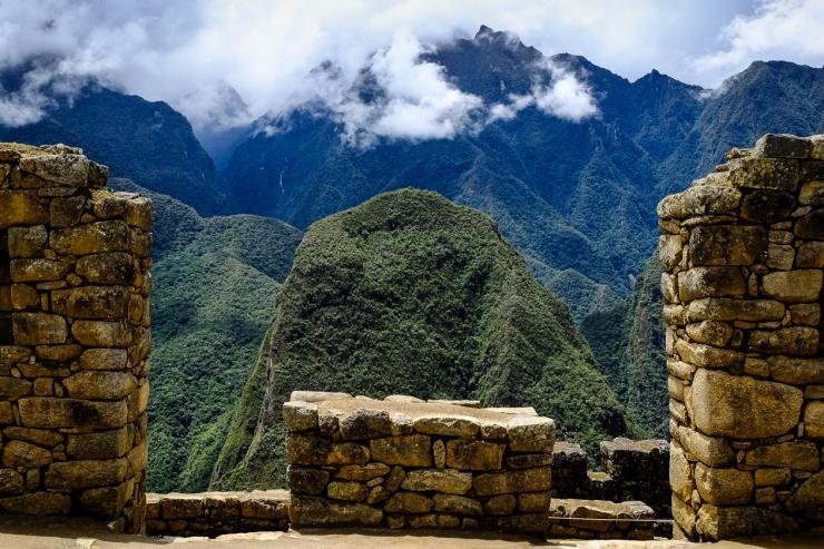 Inca Trail Day 4-41
