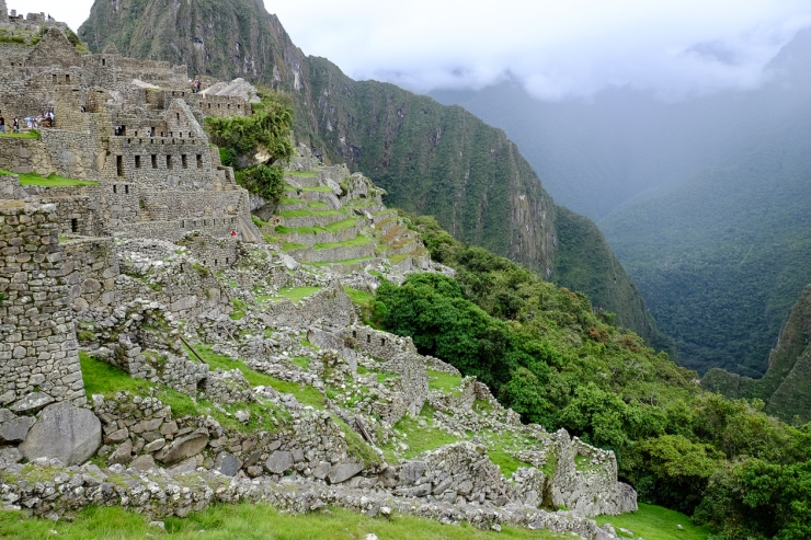 Good bye Machu Picchu, you incredible place!