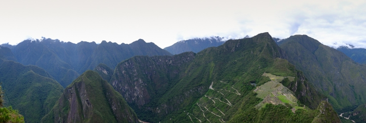 Inca Trail Day 5-7