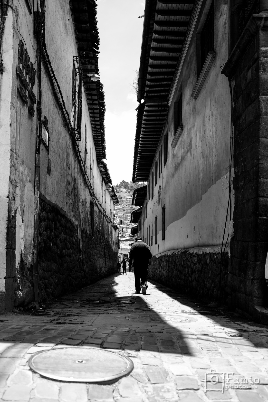 Alleys of Cusco