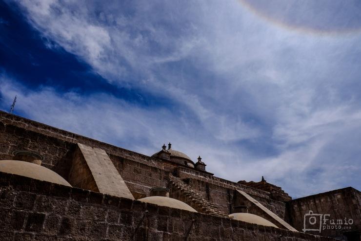 Jesuit Walls