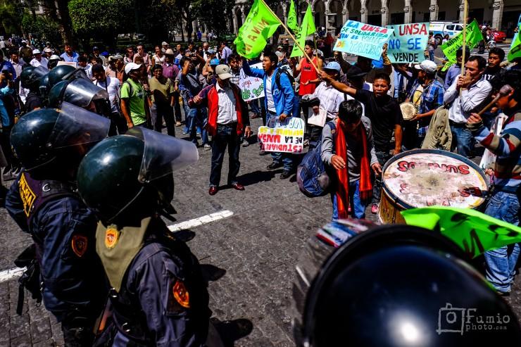 Rumblings of Riots