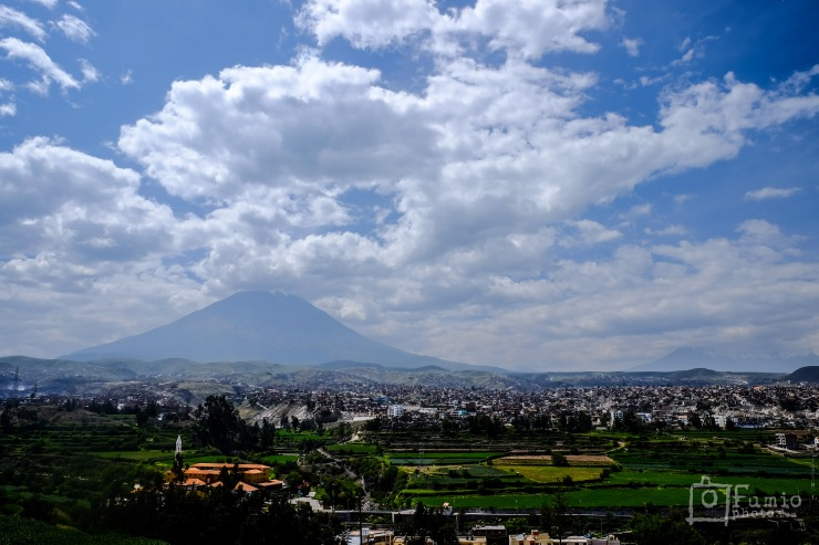 The City of Arequipa