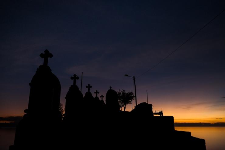 Stations of the Cross on Cerro Calvario
