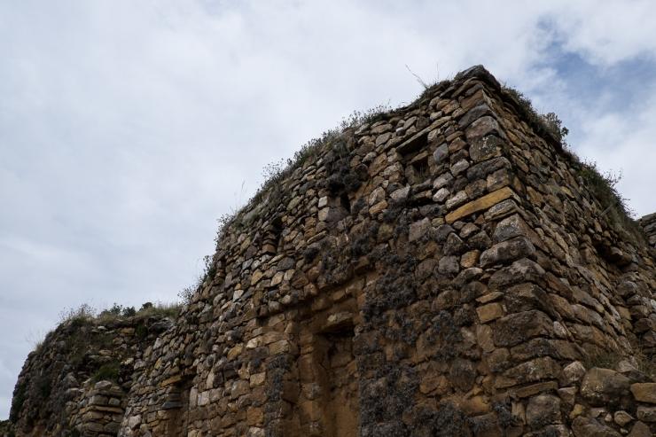 The Inca Sun Temple